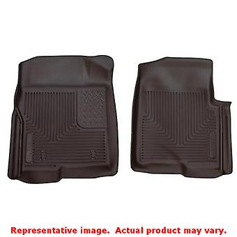 Husky Liners 53311 Black X-act Contour Front Floor Line FITS:FORD 2009 - 2014 F
