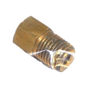 Big A Service Line 3-12454 Brass Fitting 5/16