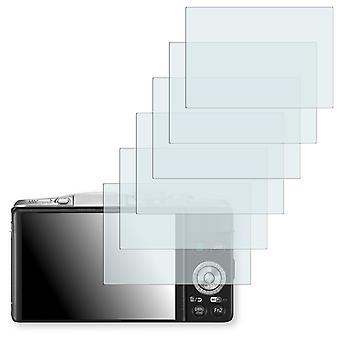 Panasonic Lumix DMC GF6 display protector - Golebo-semi Matt protector