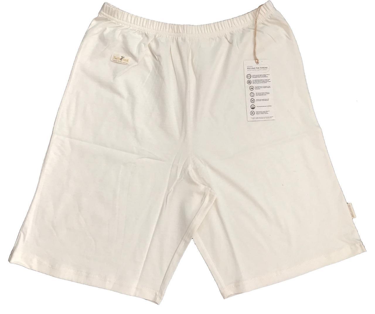 Body4real Organic Clothing 100% Certified Cotton Men's Short Pyjamas Extra Large