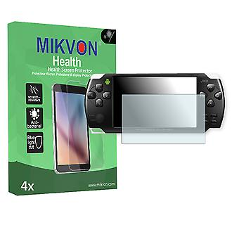 JXD S601 Screen Protector - Mikvon Health (Retail Package with accessories)