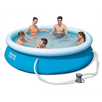 Bestway 10ft - 76.2cm Inflatable Fast Set Pool