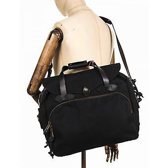 Filson Padded Computer Bag - Black