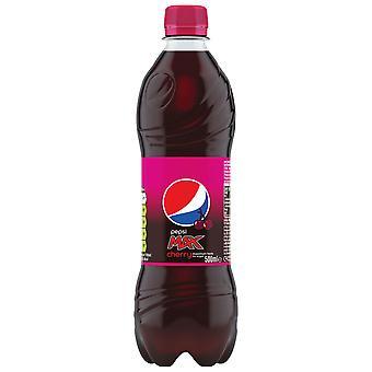 Pepsi Max Cherry