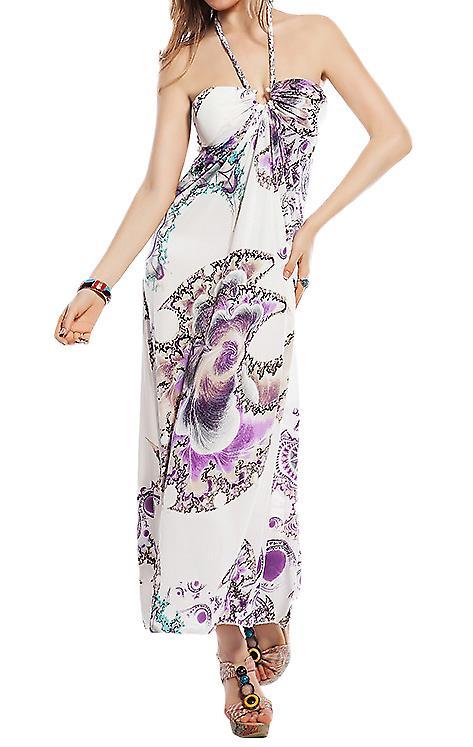 Waooh - Mode - Robe longue imprimé fleuri