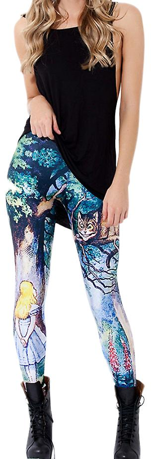 Waooh - Fashion - Legging print Alice in Wonderland