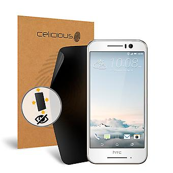 Celicious Privacy Plus 4-Way Anti-Spy Filter Screen Protector Film Compatible with HTC One S9
