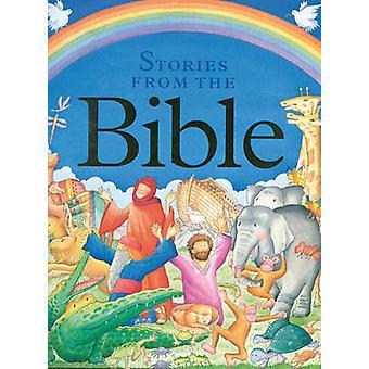 Kinder verhalen uit de Bijbel - een verzameling van meer dan 20 verhalen uit