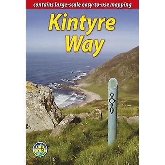 Kintyre Way by Sandra Bardwell - 9781898481812 Book