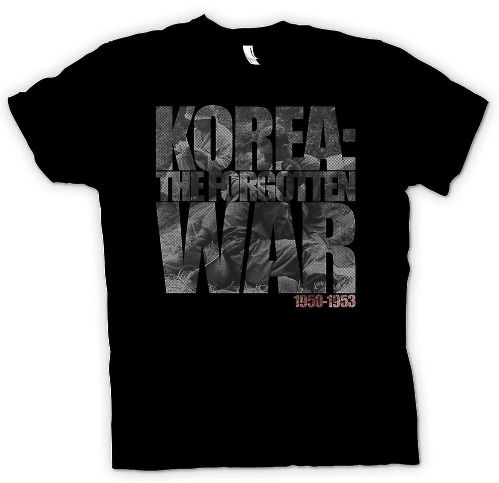 Kids T-shirt - Korea - The Forgotten War 1950 - 1953