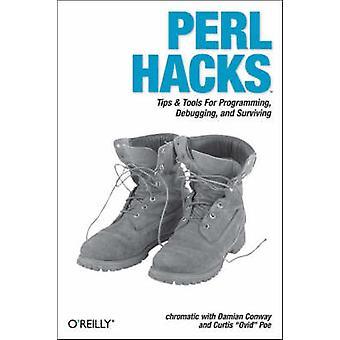 Perl のクロマチック - ダミアン コンウェイ - によってハッキング カーティス 'オウィディウス 『 ポー - 9780596