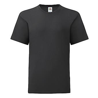 Fruit Of The Loom Boys Iconic T-Shirt