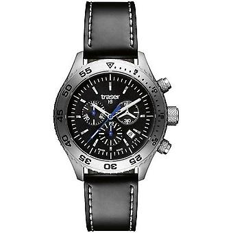 Traser H3 watch classic Aurora chronograph 106832