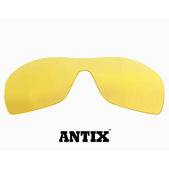 ANTIX Replacement Lenses Polarized Hi Intensity Yellow by SEEK fits OAKLEY