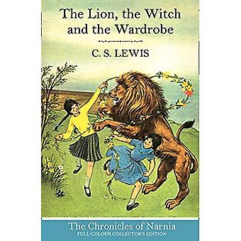 Lejonet, häxan och Lejonet (The Chronicles of Narnia, bok 2)