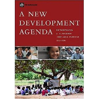 Balancing the Development Agenda: The Transformation of the World Bank Under James D. Wolfensohn, 1995-2005