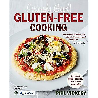 Seriously Good Gluten-Free Cooking in association with Coeliac UK