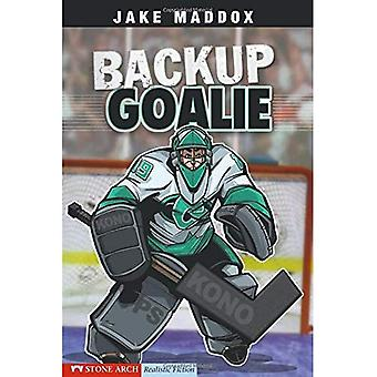Backup Goalie (Stone Arch Realistic Fiction)