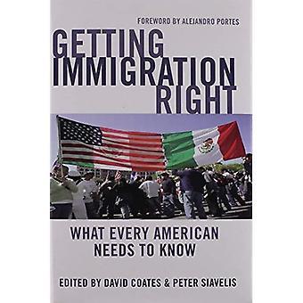 Att få invandring rätt: Vad varje Amerikan behöver veta