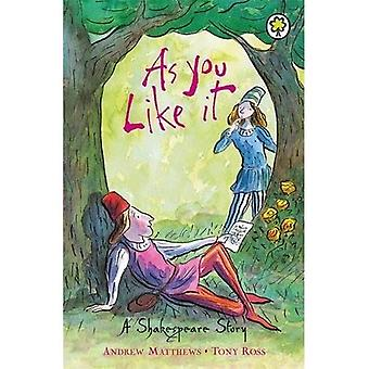 As You Like it (Shakespeare Stories)