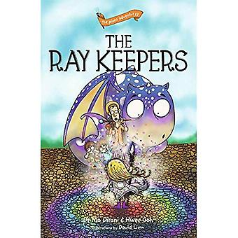 the plano adventures: The Ray Keepers (the plano adventures)