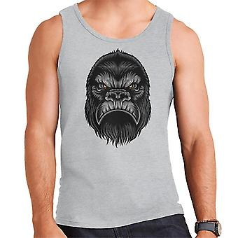 Gorilla Head Men's Vest