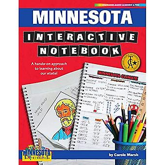Minnesota Interactive Notebook: A Hands-On Approach to Learning about Our State! (Minnesota Experience)