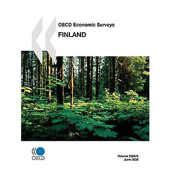 OCDE inquéritos económicos Finlândia Volume 2008 edição 6 pela publicação da OCDE