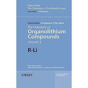Chem of Organolithium Compound by Rappoport