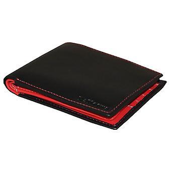 Rallegra kleine Brieftasche - schwarz/blau