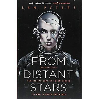 Od odległych gwiazd przez Sam Peters - 9781473214781 książki