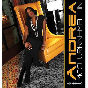 Andrea McClurkin-Mellini - höhere [CD] USA import