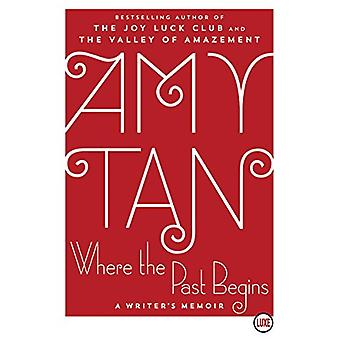 Where the Past Begins - A Writer's Memoir by Amy Tan - 9780062688194 B