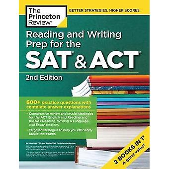 Reading and Writing Prep for the SAT and ACT by Princeton Review - 97