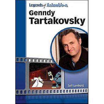 Genndy Tartakovsky - from Russia to Coming-of-age Animator by Jeff Len