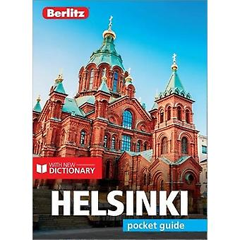 Berlitz Pocket Guide Helsinki - 9781785730498 Book