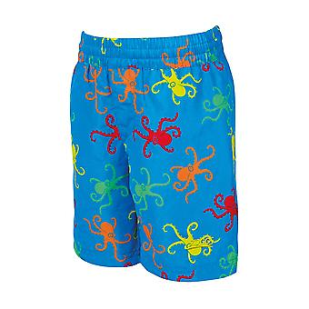 Zoggs Octopus Fever Watershorts For Boys