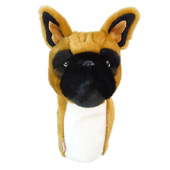 Daphnes Frenchie Golf driver Headcover