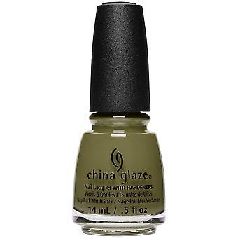 China Glaze FW'18 Ready To Wear Nail Polish Collection - Central Parka (84292) 14ml