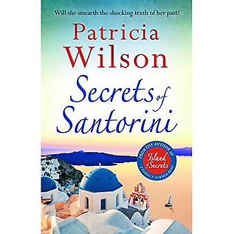Secrets of Santorini: The perfect holiday read