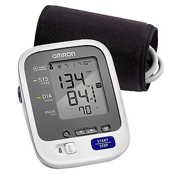 Omron 7 series upper arm blood pressure monitor with cuff, 1 ea