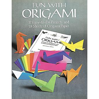 Dover Publications Fun With Origami Dov 26664