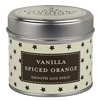 Superstars Collection Candle in a Tin - Vanilla Spiced Orange