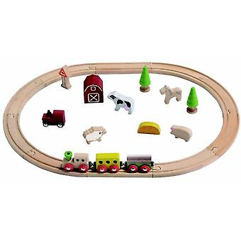 EverEarth Train Set De La Granja (Toys , Vehicles And Tracks , Parking And Circuits)