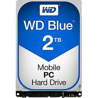 2.5 (6.35 cm) internal hard drive 2 TB Western Digital Blue™ Mobile Bulk WD20NPVZ SATA III