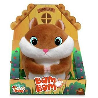 IMC Toys Bam Bam Hamster (Toys , Dolls And Accesories , Soft Animals)