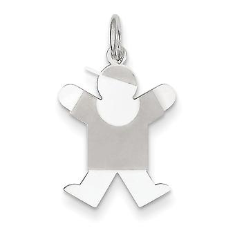 Charm in argento Sterling gioia Kid -.6 grammi