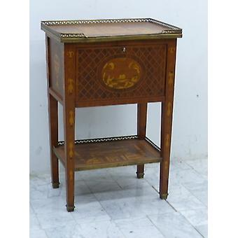 Baroque table coffee table chest of drawers antique style - Rococo MoTa0749 03/10