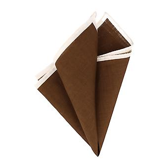Baldessarini men's handkerchief linen MoCCA basic