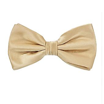 Frédéric Thomass fly loop bow tie tied gold polyester clasp